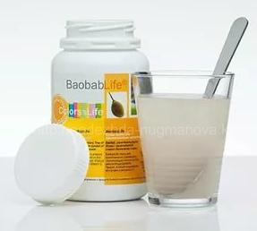Биококтейль Baobab Life - Баобаб Лайф в Алматы