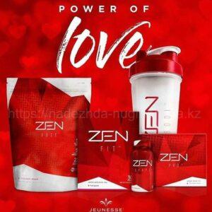 ZEN 8 программа для похудения Jeunesse