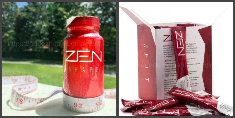 История похудения - Айнур Касенгали с ZEN Body 8 Project