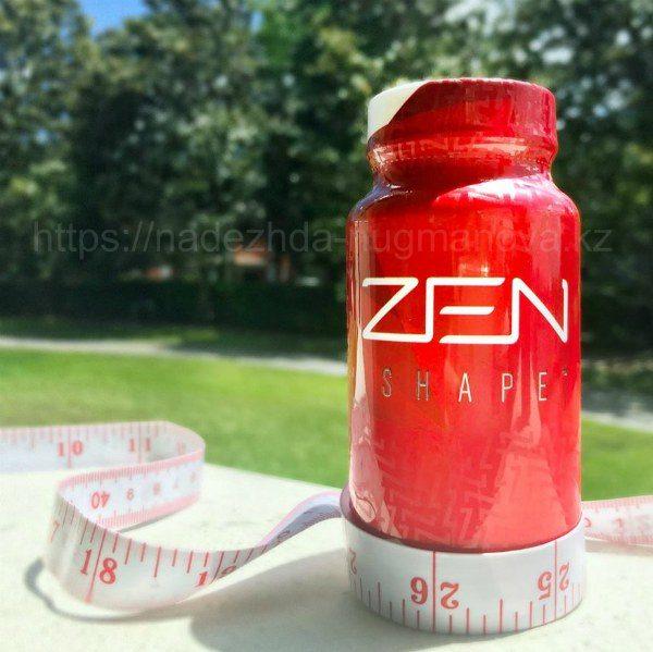 ZEN Shape Zen Project 8