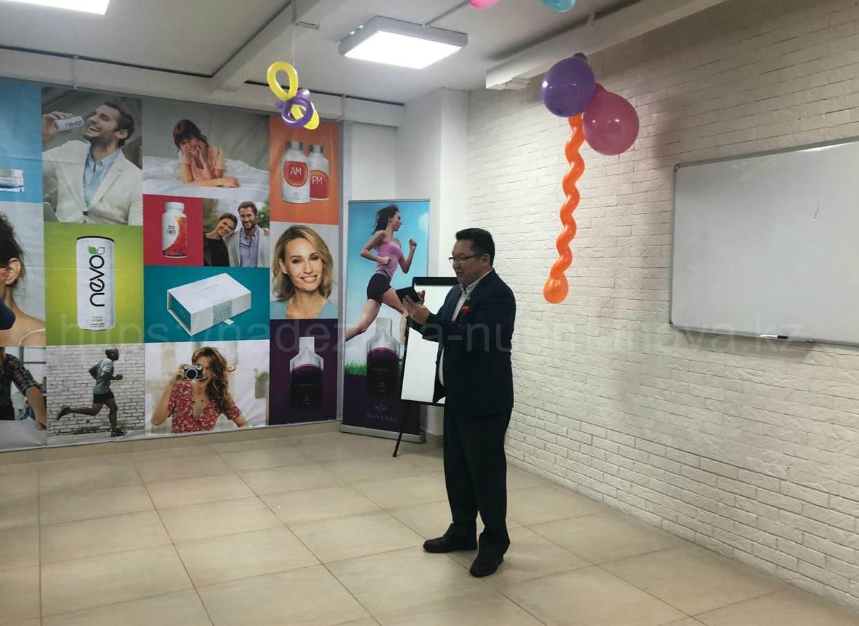 Офис Компании Jeunesse - Жанес в городе Шымкент