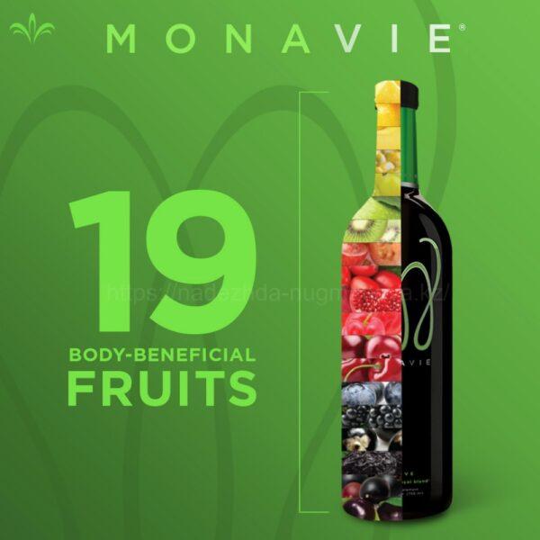Monavie Active Сок купить в Алматы