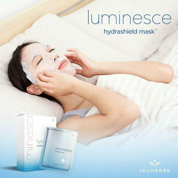 Гидрогелевая маска Hydrа Shield Luminesce