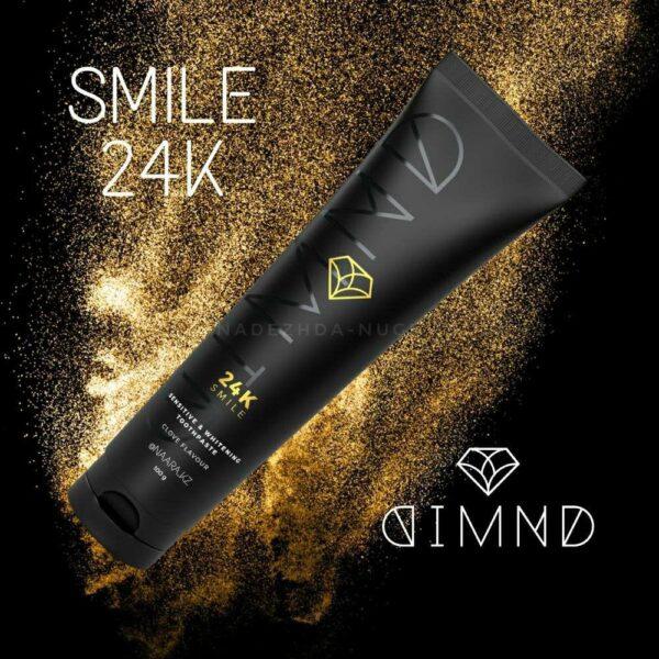 Отбеливающая зубная паста DIMND для чувствительных зубов