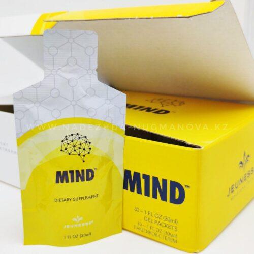 Майнд M1ND (Mind) средство для мозга и памяти