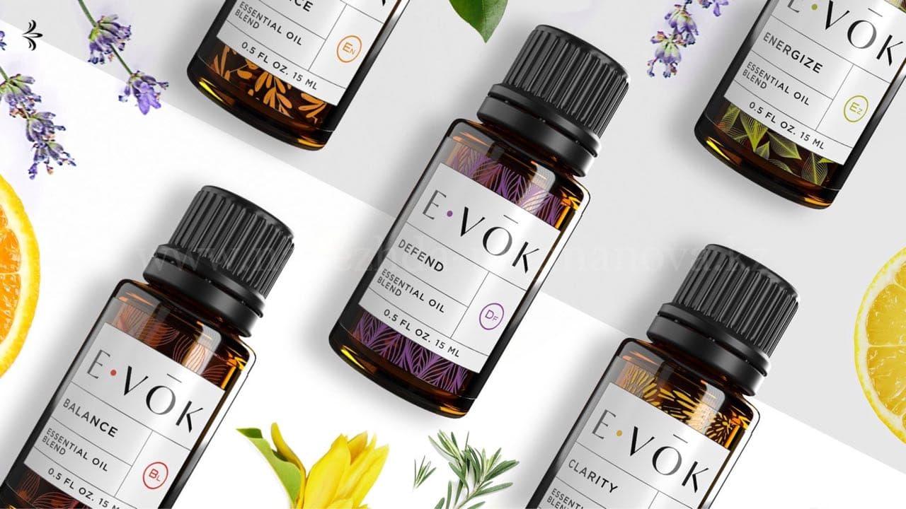 E-VOK - смеси эфирных масел от Jeunesse