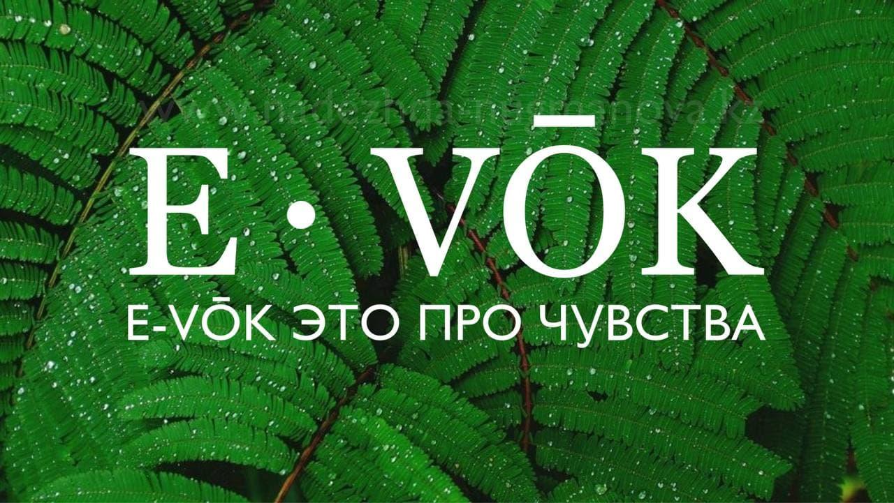 E-VOK - смеси эфирных масел