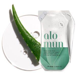 Сок алое Жанес - Alomun Aloe Gel Drink